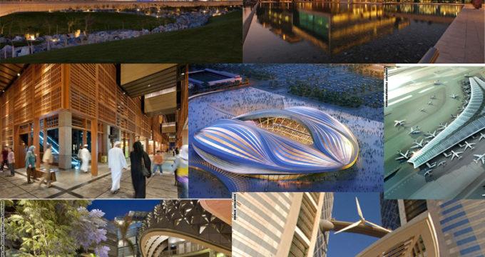 الأبنية المستدامة في الخليج